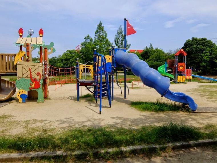 公園 肥子池公園