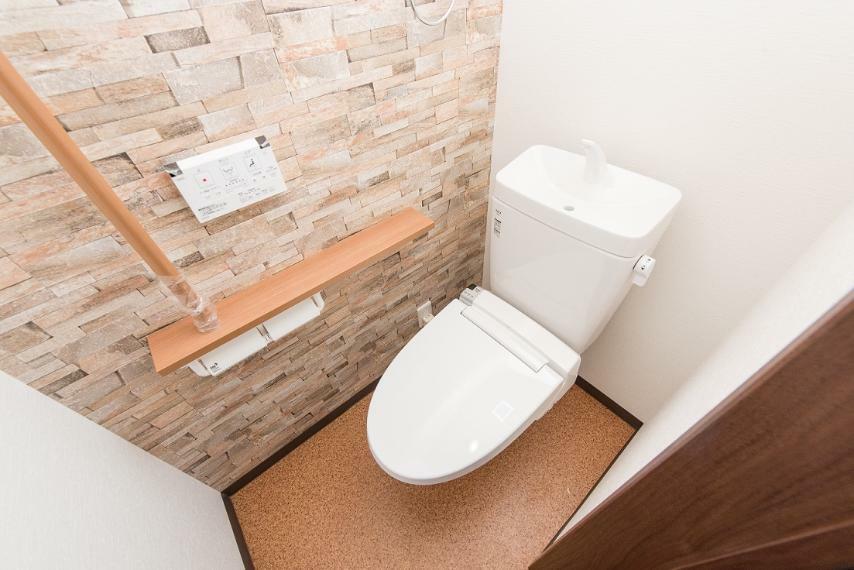 同仕様写真(内観) 【トイレ】ライフフィールドシリーズは設備面はもちろん、内装にも自信あり!完成をお楽しみに…!!