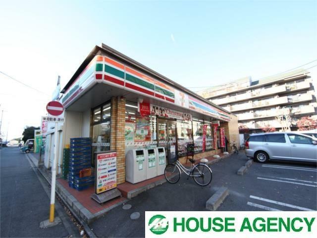 コンビニ セブンイレブン名古屋笹塚町店