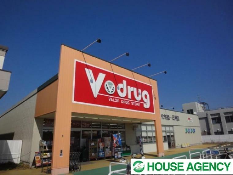ドラッグストア V・drug堀越店