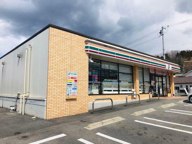 コンビニ セブンイレブン坂本店