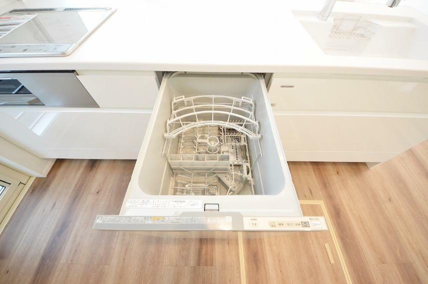 4~5人分の食器洗浄乾燥機