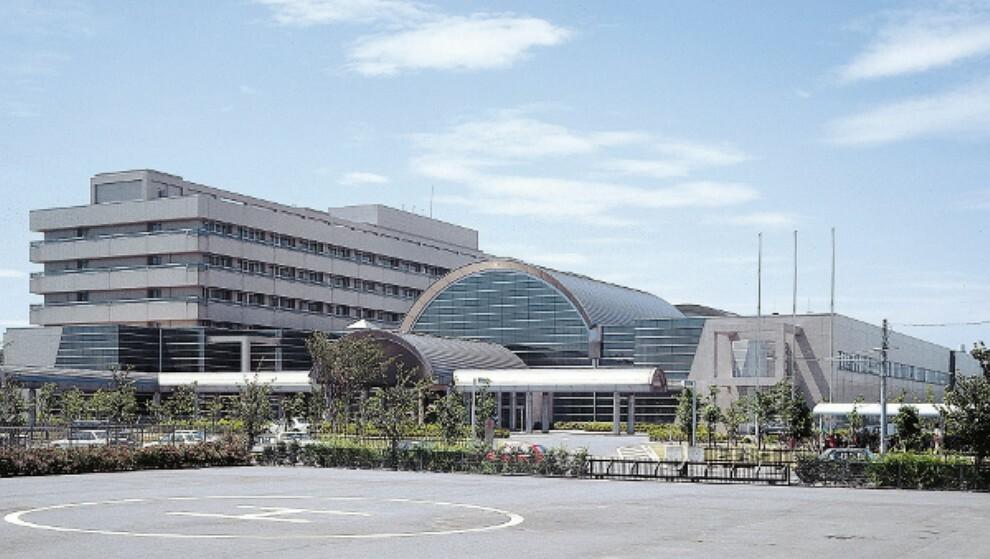 病院 自治医科大学附属さいたま医療センター