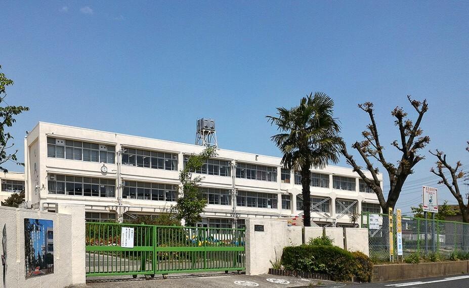 小学校 山王小学校