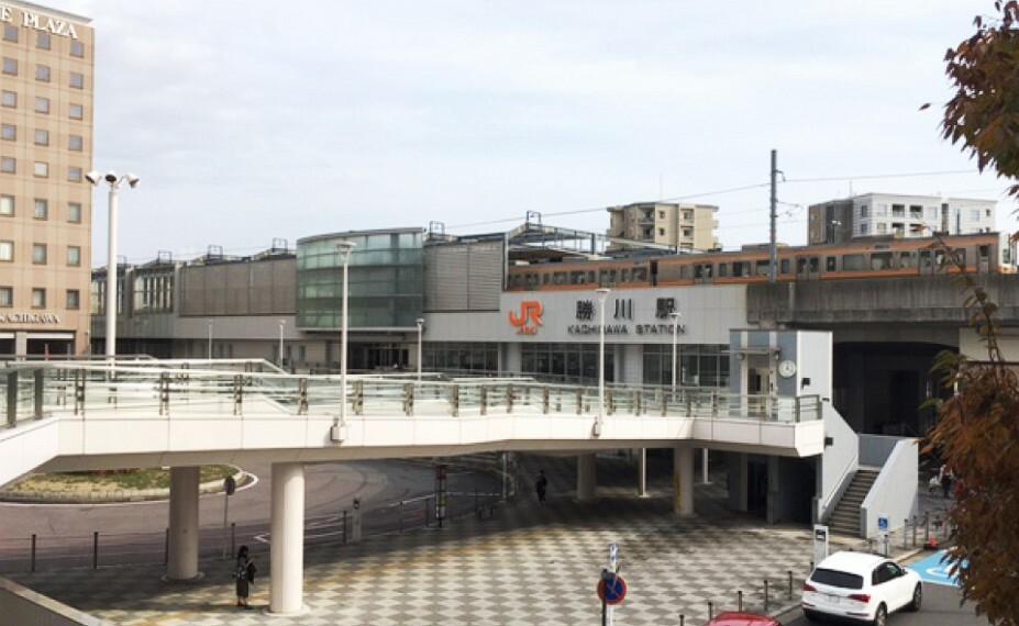 JR中央本線「勝川」駅