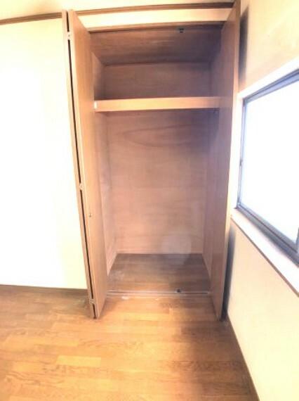 収納 収納設備が豊富にあり、収納には困りません。