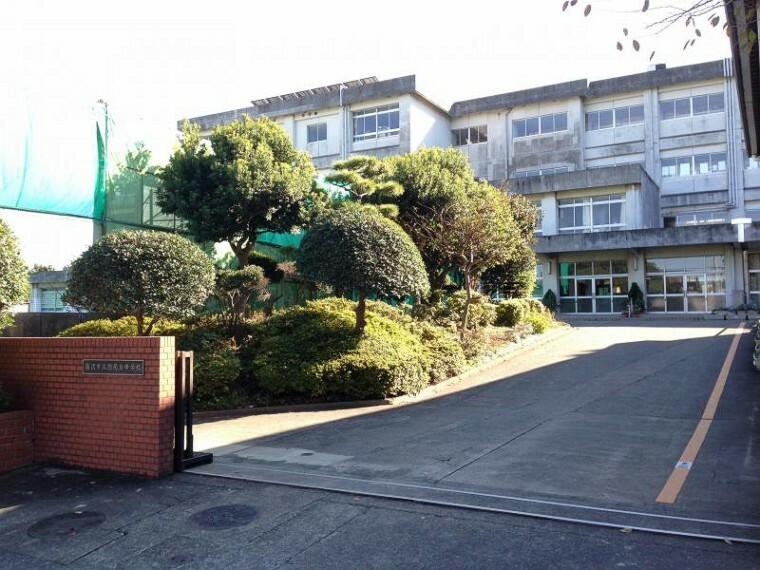 中学校 【中学校】藤沢市立湘南台中学校まで465m