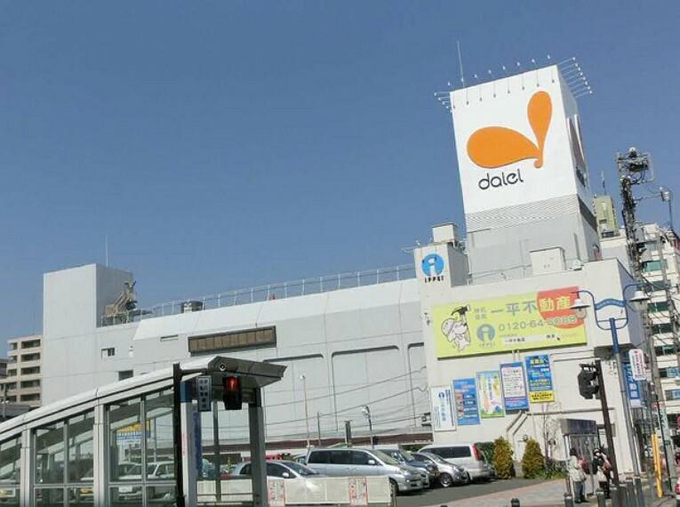 スーパー 【スーパー】ダイエー湘南台店まで134m