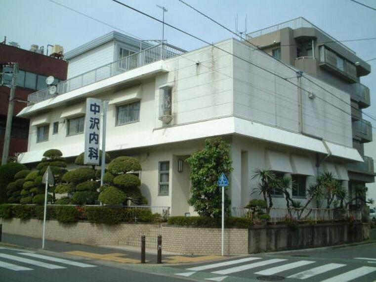 病院 【総合病院】中沢内科医院まで694m