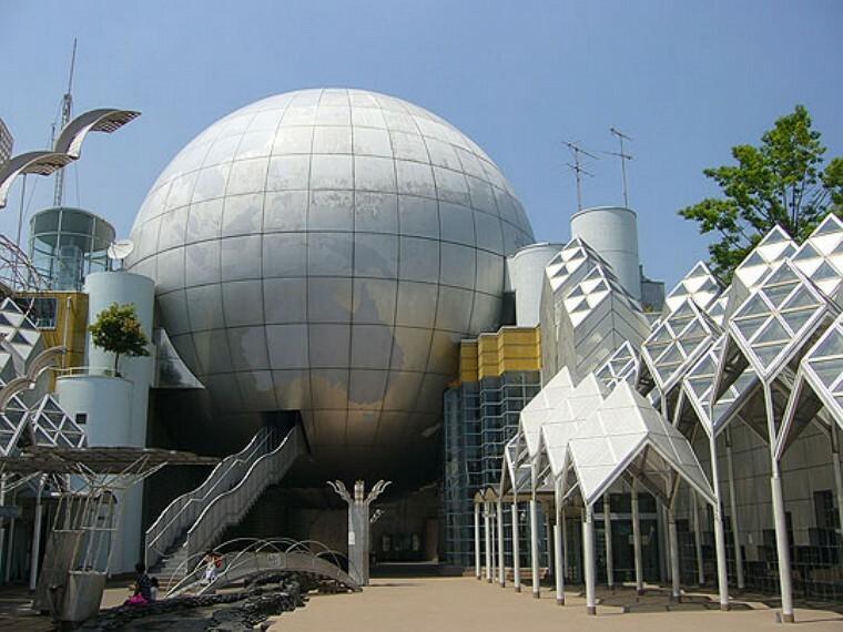 【その他】藤沢市湘南台文化センターこども館まで256m
