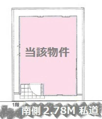 区画図 当社独自のキャンペーン中!