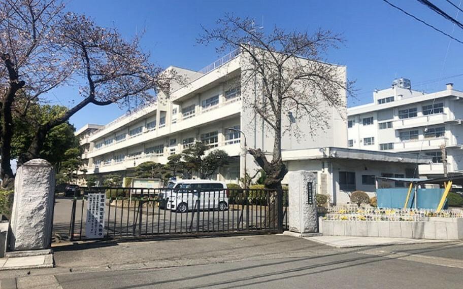 大平中学校