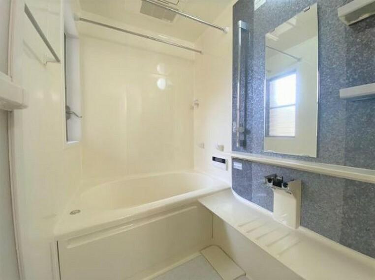 浴室 浴室暖房乾燥機付きの快適なバスルーム