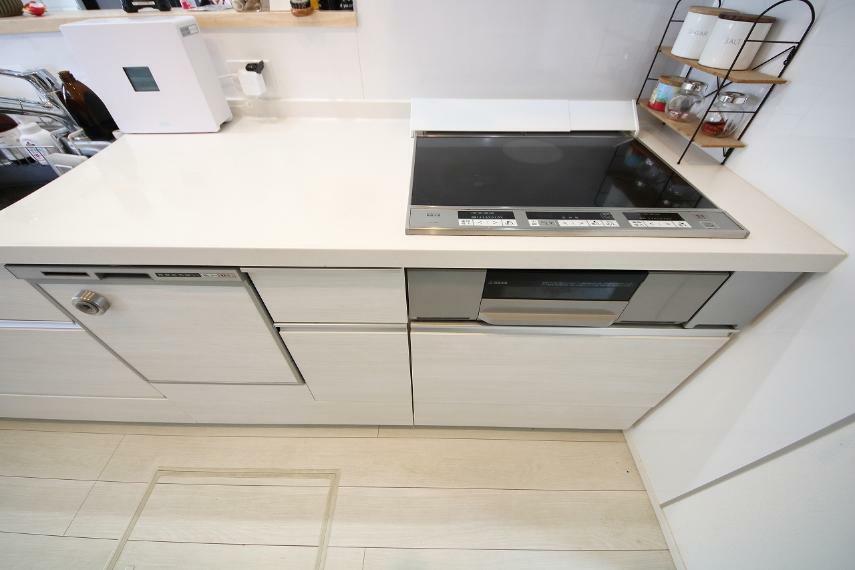 キッチン システムキッチンのお写真です。