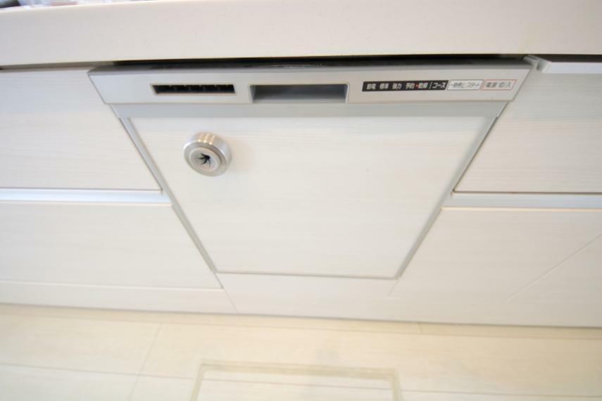 食器洗乾燥機もあります