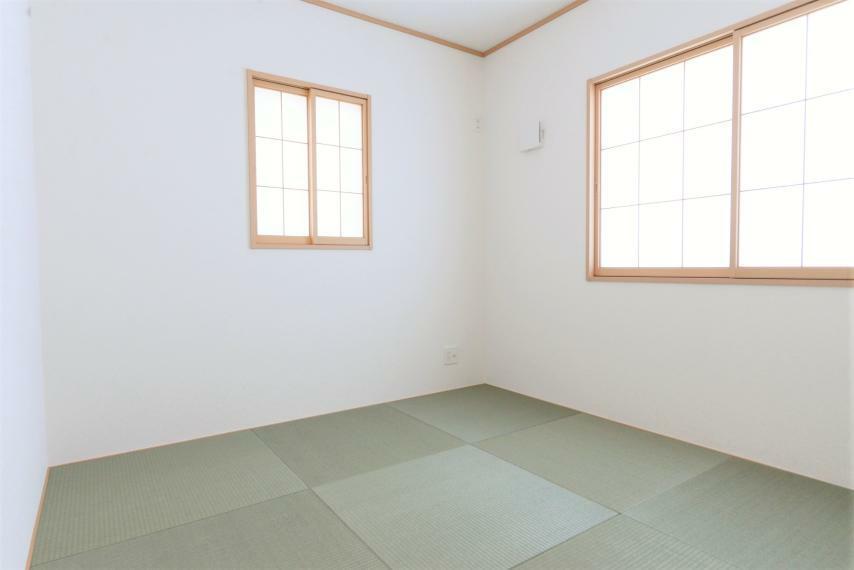 和室 (同仕様例)お子様の遊び場や客間など様々にご使用いただけます!
