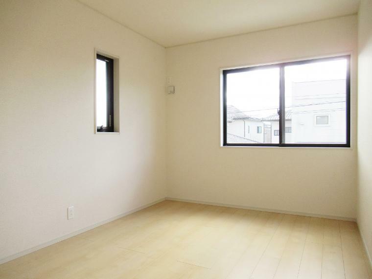 洋室 【4号棟】2階洋室6帖(南側)