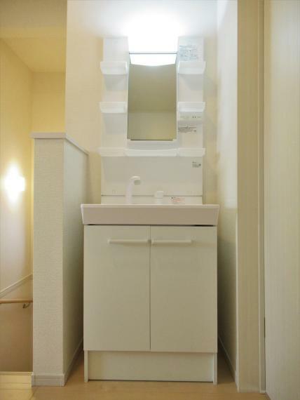 【4号棟】2階洗面台