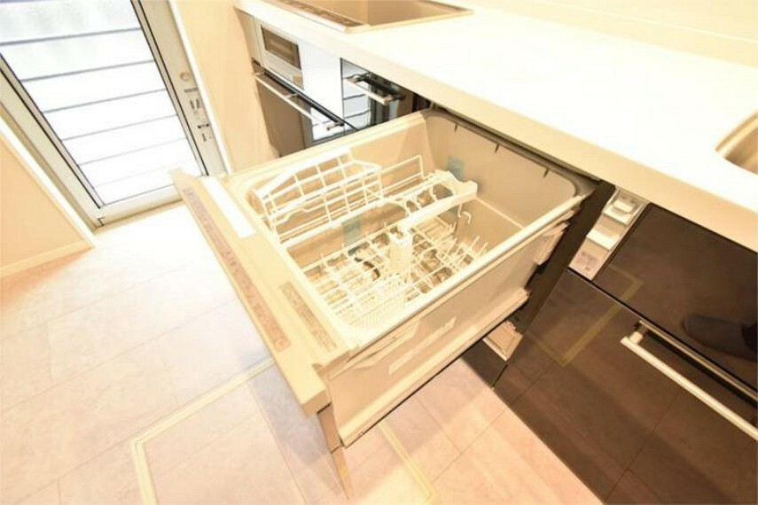 キッチン 食洗機付きシステムキッチン
