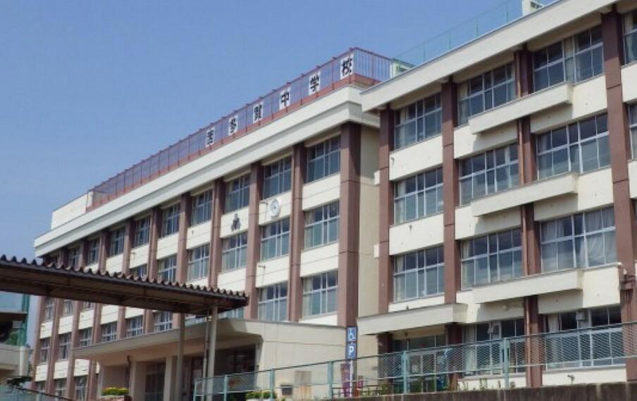 中学校 仙台市立西多賀中学校440m