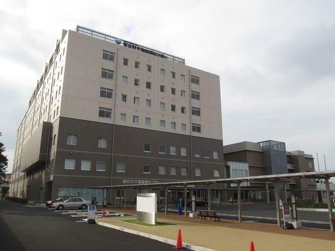 病院 千葉医療センター 徒歩15分。