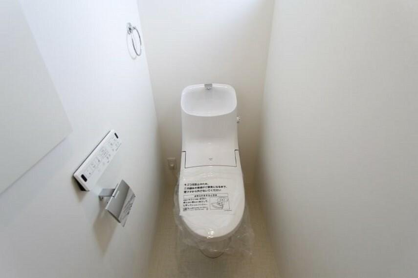トイレ 【施工例】2Fトイレ