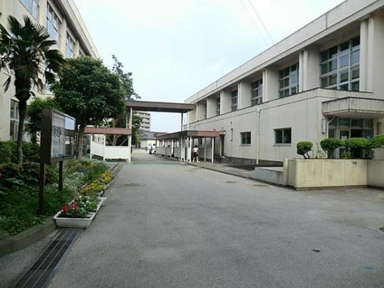 中学校 鎌ケ谷市立鎌ケ谷中学校