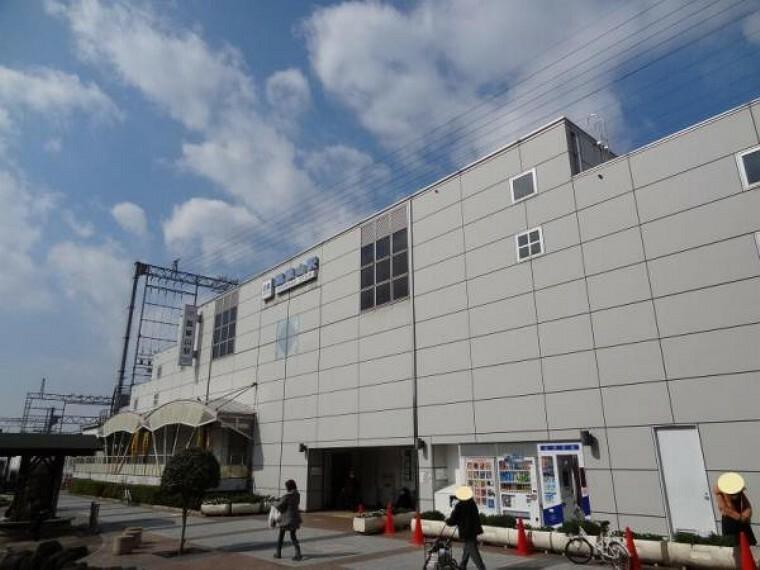 近鉄難波奈良線「瓢箪山駅」