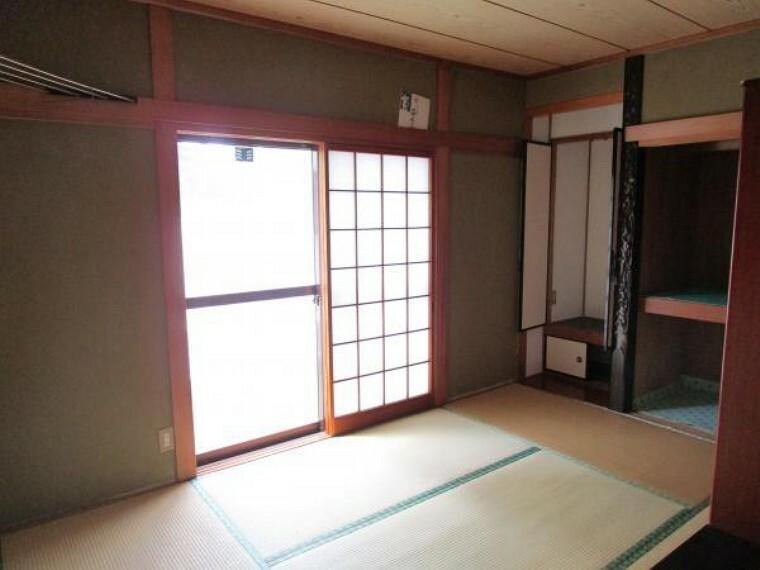 【リフォーム中】こちらの部屋は洋室へ間取り変更予定です。