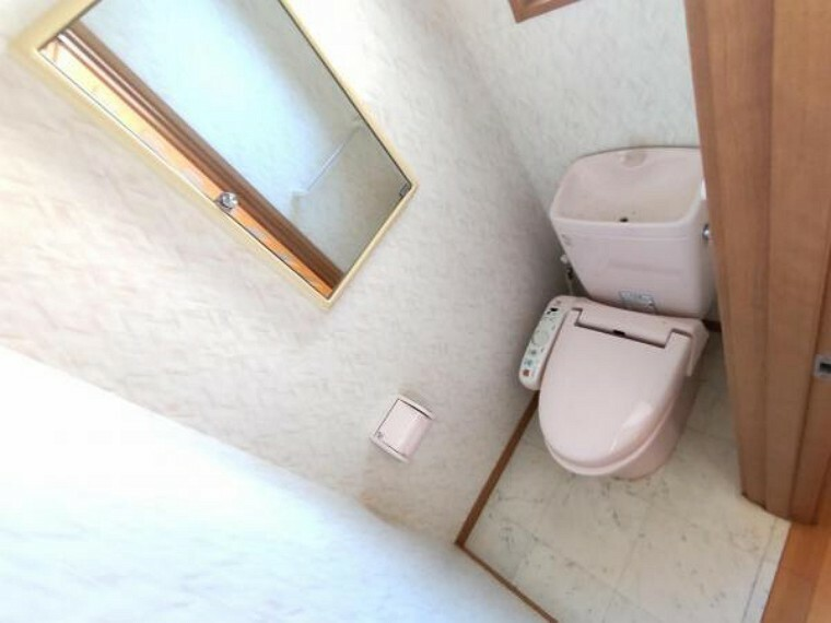 トイレ 【現況販売】トイレです。