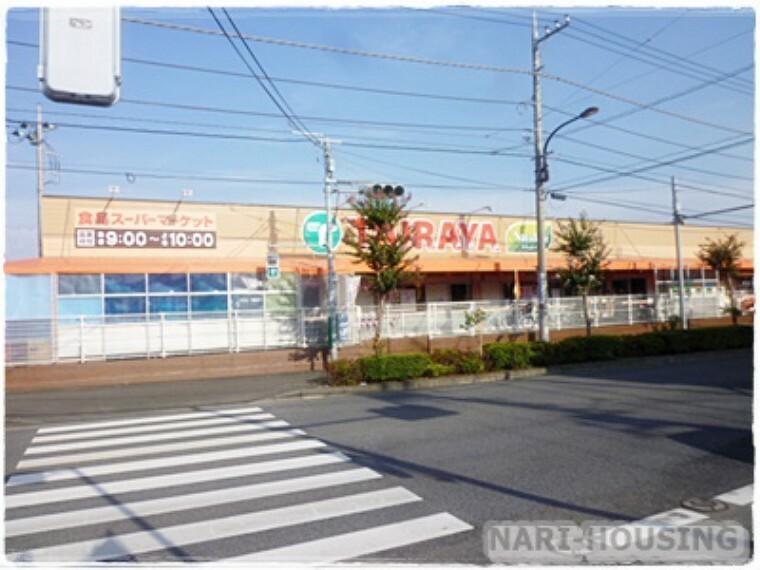 スーパー 【スーパー】エコス たいらや築地店まで1016m