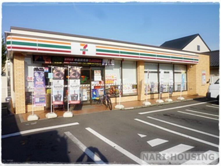 コンビニ 【コンビニエンスストア】セブンイレブン 昭島宮沢町店まで469m
