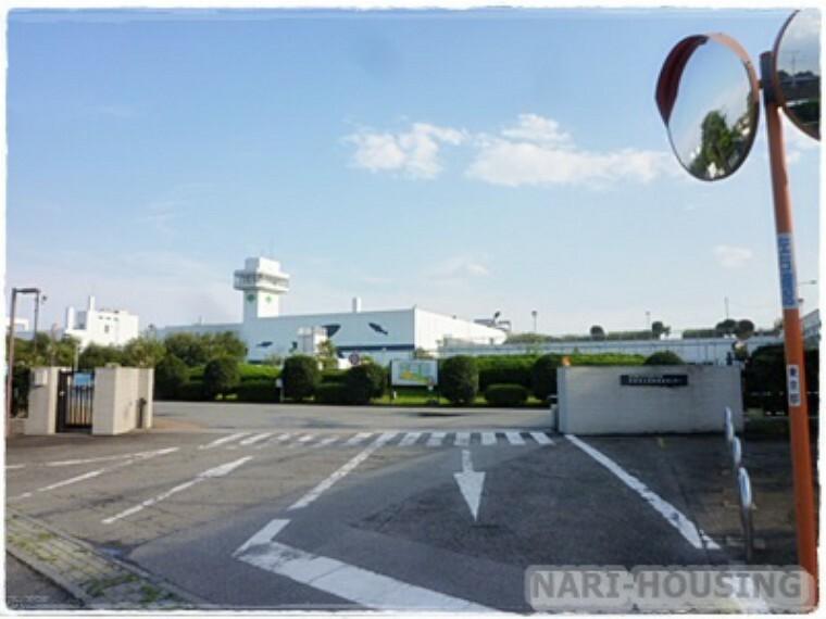 【水族館】多摩川ふれあい水族館まで647m