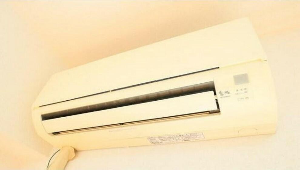 冷暖房・空調設備 エアコン付!