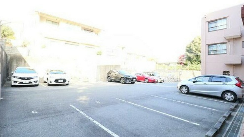 駐車場 駐車場8,000円/月