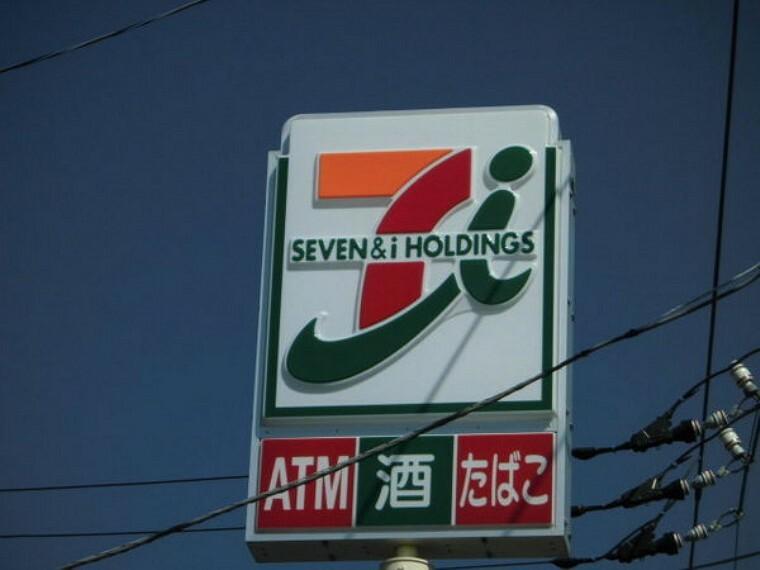 コンビニ セブンイレブン君津郡店