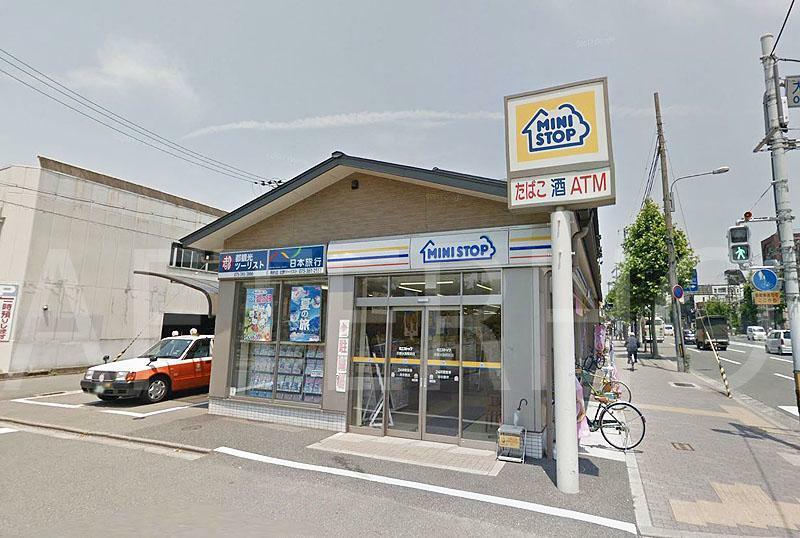 コンビニ ミニストップ京都水族館前店