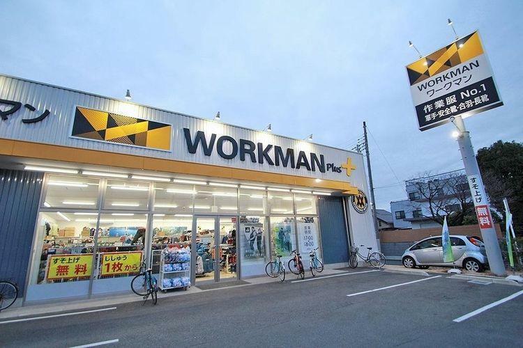 ショッピングセンター ワークマン武蔵野関前店 徒歩11分。