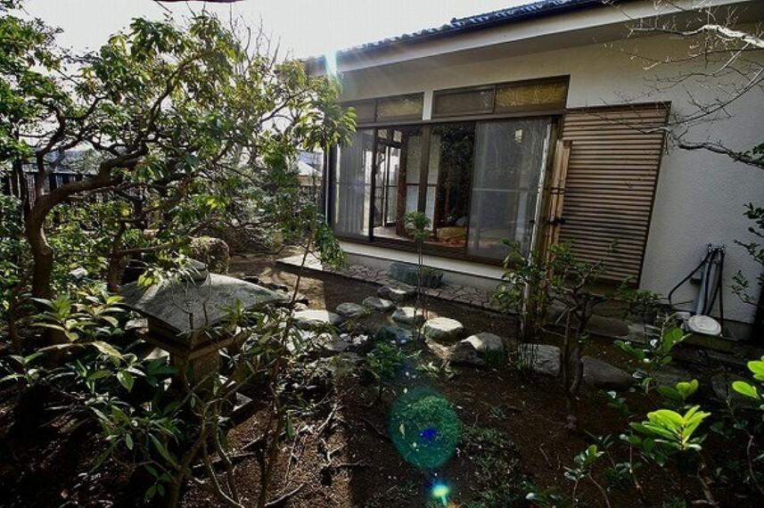 外観写真 これぞ日本家屋。古き良き雰囲気の中で富士山や海が見える快適な暮らしを... オンリーワン中古戸建。