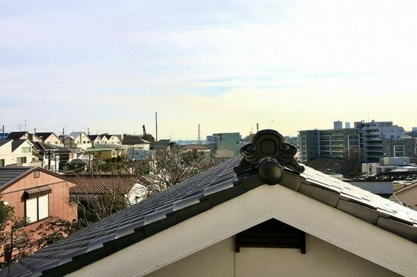 眺望 これぞ日本家屋。古き良き雰囲気の中で富士山や海が見える快適な暮らしを... オンリーワン中古戸建。