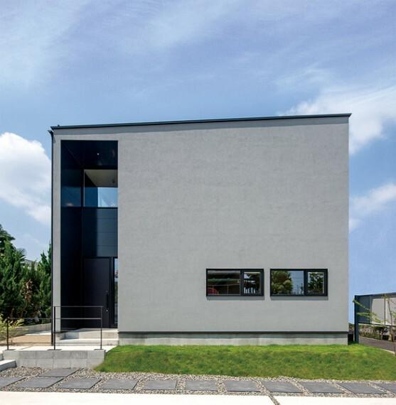 外観写真 建築家のつくった家。モデルハウス販売開始!