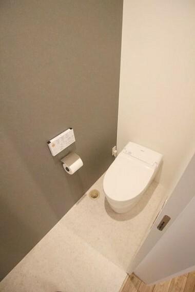 トイレ おしゃれなデザインです