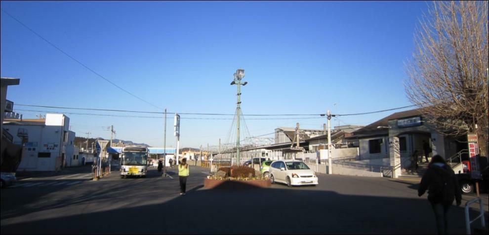 小川町駅  バス12分       一丁目停 徒歩7分