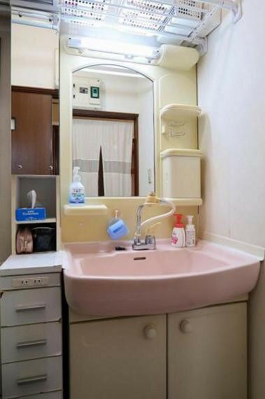 洗面化粧台 幅広ボウルタイプの洗面化粧台