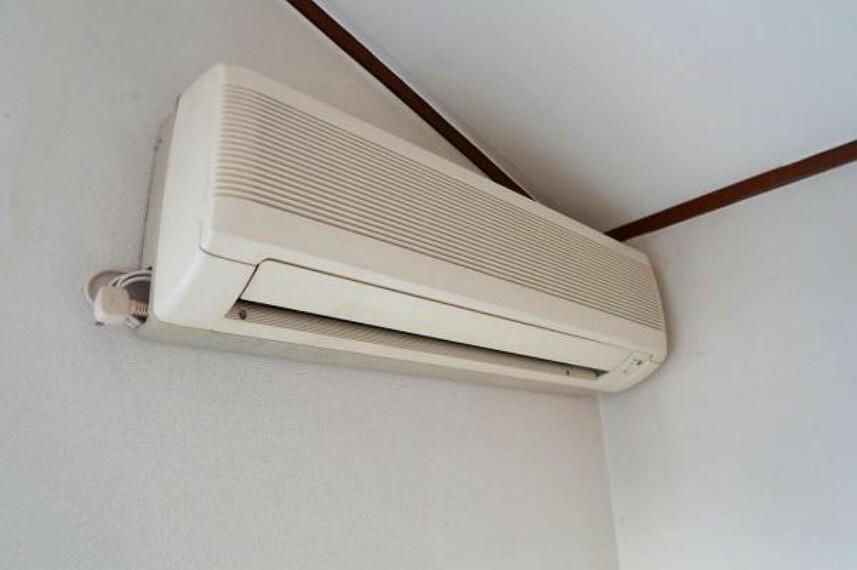 冷暖房・空調設備 設備、エアコン(2階北側洋室)