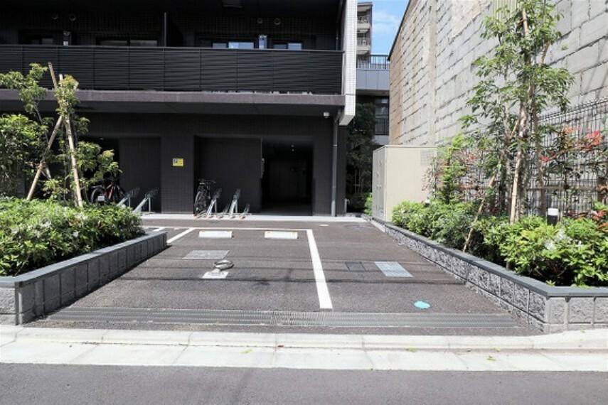 駐車場、バイク置場等の空き状況、金額につきましてはお問い合わせにてご確認ください