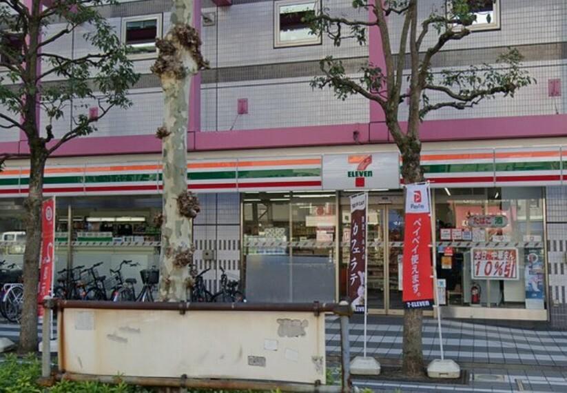 コンビニ セブン-イレブン 墨田両国2丁目店