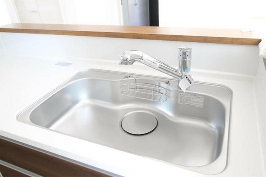 キッチン 浄水機能付き水栓