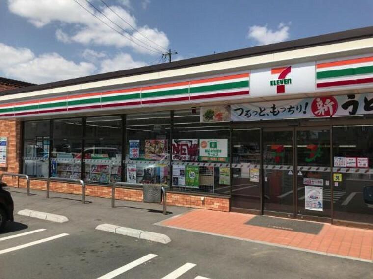 コンビニ セブンイレブン 東広島八本松東店
