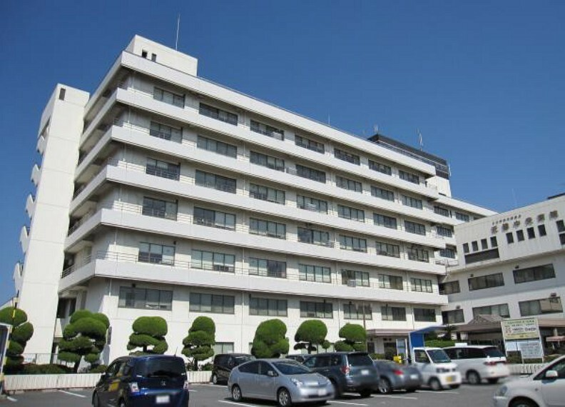 病院 近畿中央病院 約1200m 徒歩15分